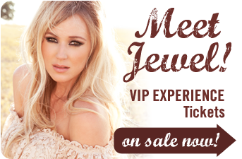 VIP Experience Tickets - Meet Jewel!